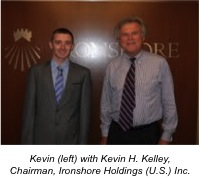 eNews 12-07 - Kevin Walsh and Kevin Kelley